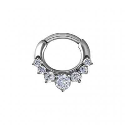 PRONG SET JEWELLED CLICKER